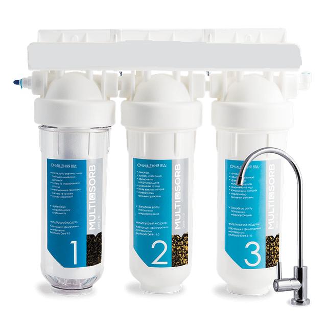 Особенности различных методов очистки питьевой воды